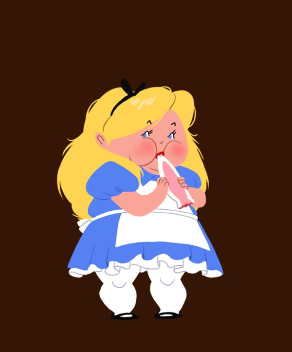 hungry_princess___ariel_by_kaffepanna-d4muxuv